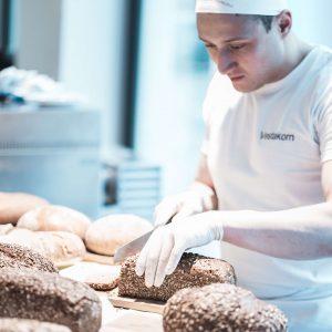 Vestakorn ist die erste Aufback-Bäckerei Deutschlands