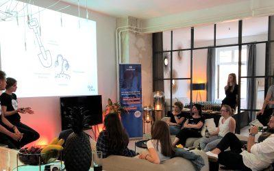 Join&Meet II: wie die Start-ups ChillChoc und Letsact die Welt verbessern möchten