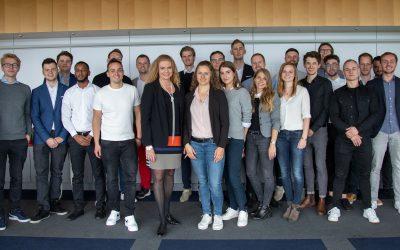 TU Berlin trifft Prof. Sabina Jeschke & DB Intrapreneurs