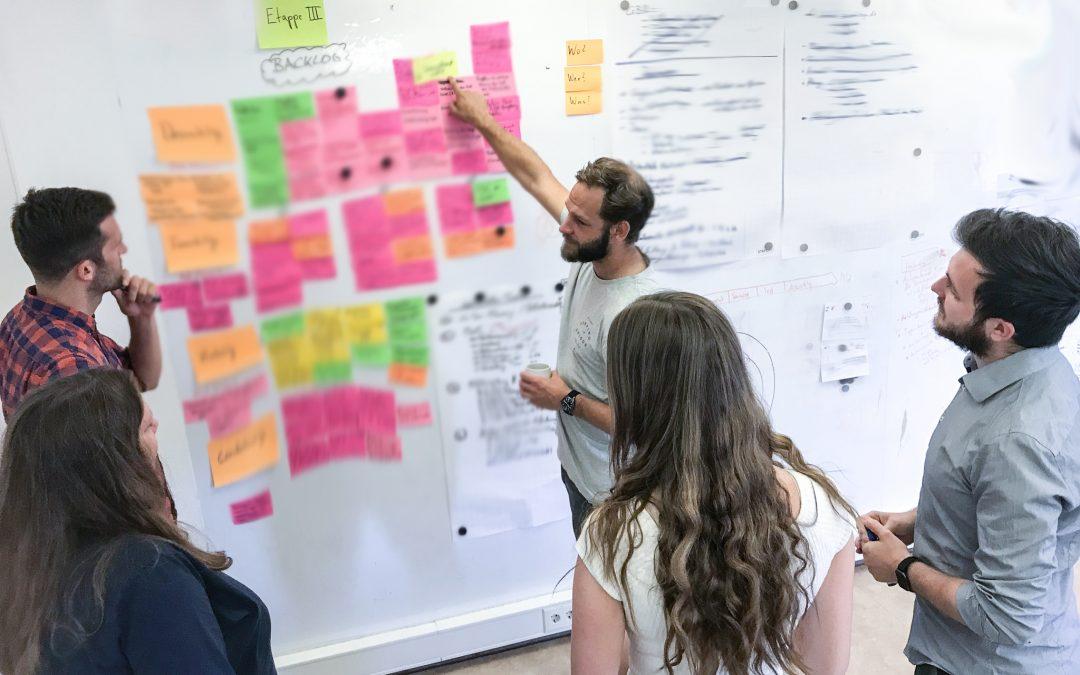 Projektarbeit von DB Intrapreneurs bei DB Dialog