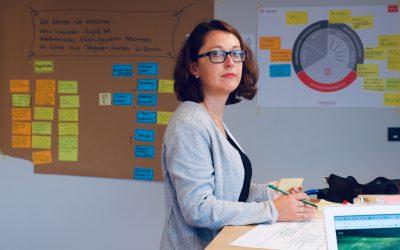 Wie Motivation, Durchhaltevermögen und Veränderungsbereitschaft bei den DB Intrapreneurs gelebt wird