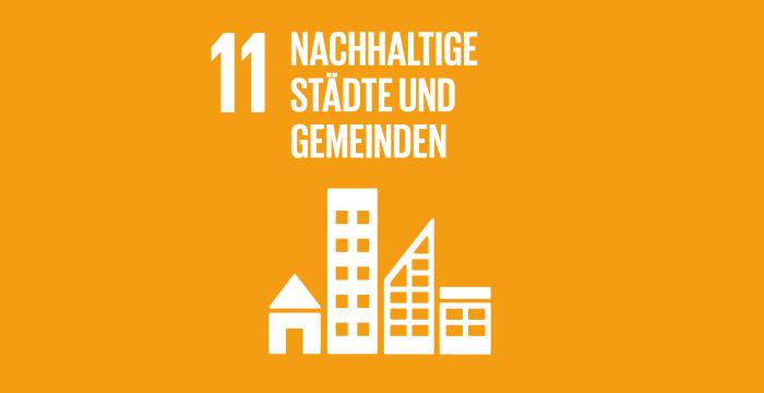 SDG 11: Nachhaltige Städte und Gemeinden