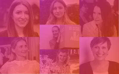 Frauenpower bei DB Intrapreneurs – Warum es mehr Gründerinnen geben sollte!