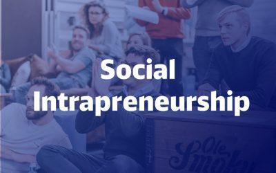 Social Intrapreneurship als Treiber für soziale Innovation und Mitarbeitermotivation
