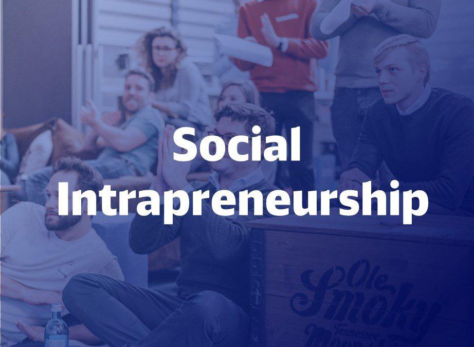 social intrapreneurship