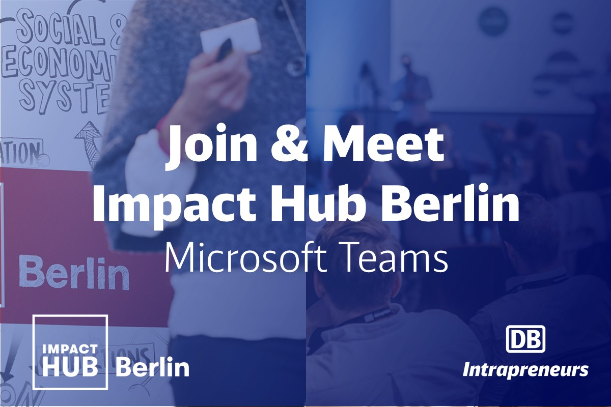 Impact Hub Join Meet