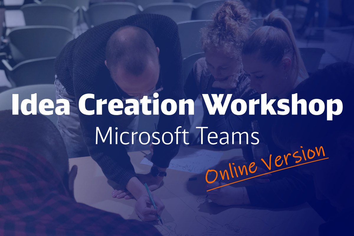 Idea Creation Workshop Online Version