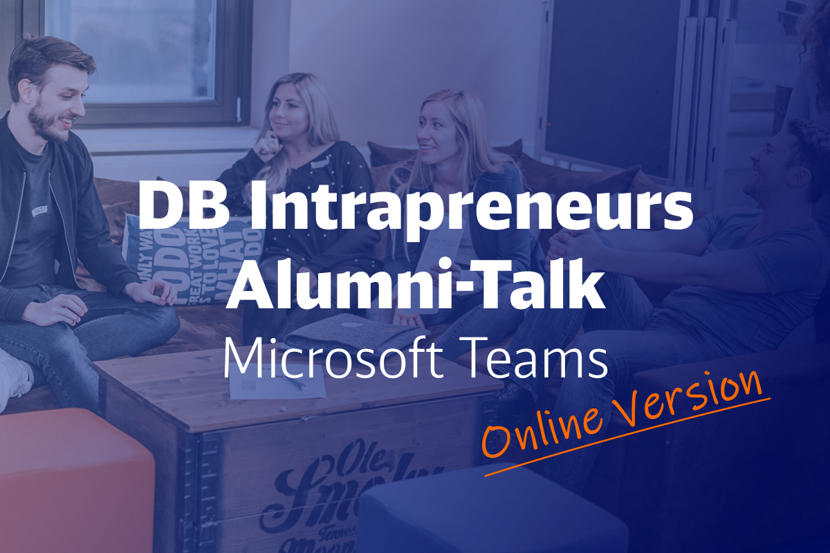 DB Intrapreneurs Alumni-Talk Online Version
