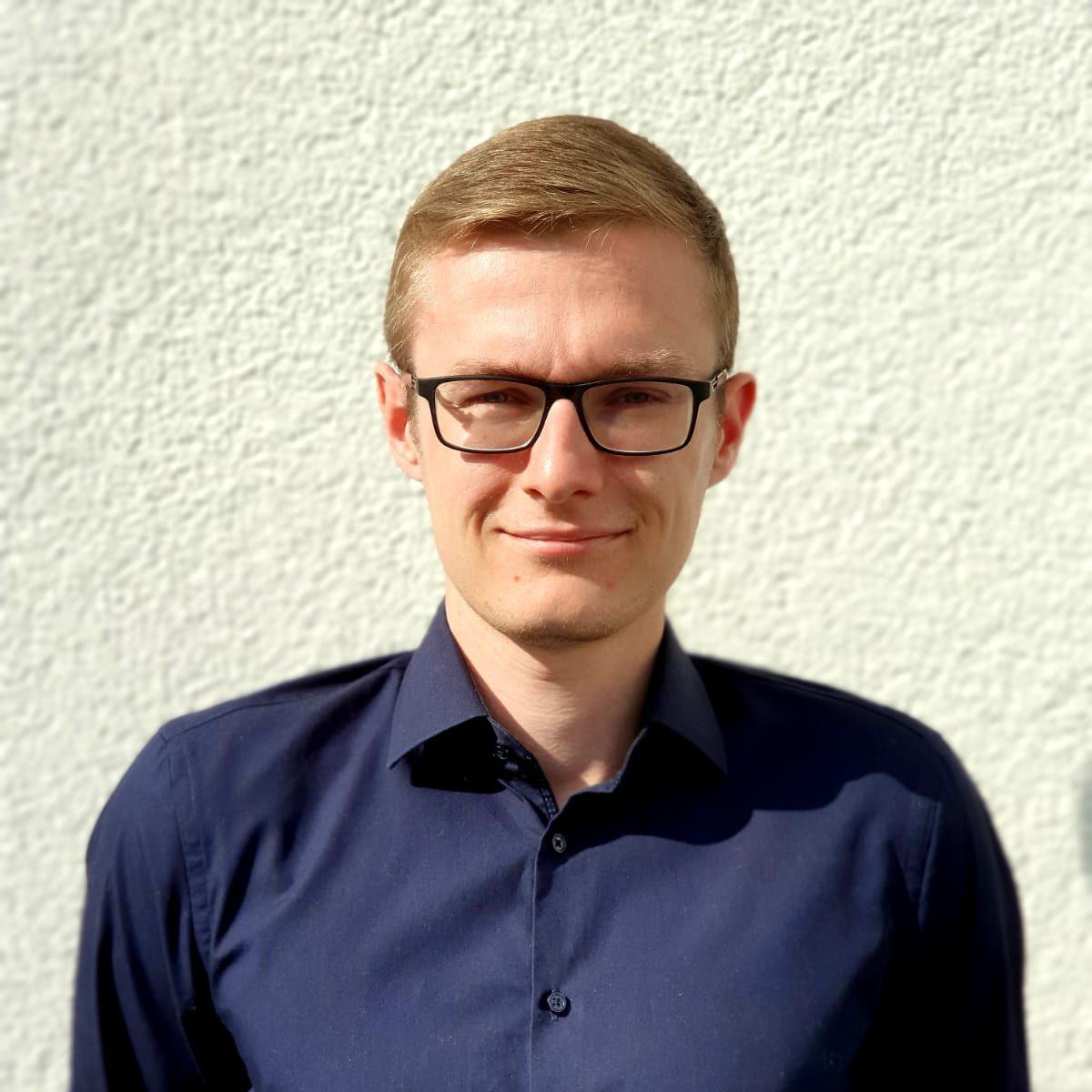 Portrait von Fabian Cordes